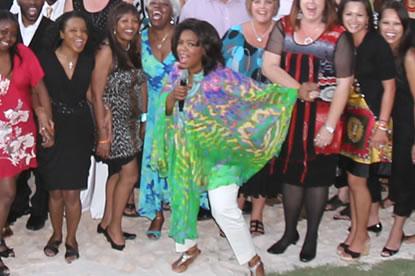 Oprah Ultimate Australian Adventure